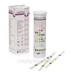 Test strips for the analysis of urine 77