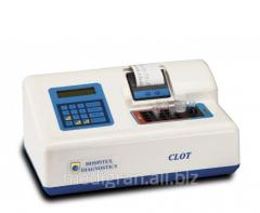Одноканальный коагулометр Hospitex Diagnostics Clot