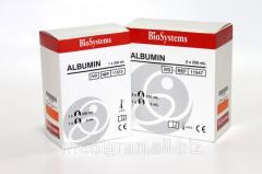 Реагент Biosystems Альбумин