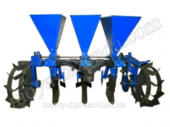Seeder for garlic and onions three-row (KR-29