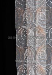 Тюль с вышивкой Orien 5