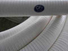 Flexible pvc hose of cf2 AQUA 25/32