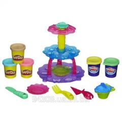 Набор пластилина Play-Doh Башня из кексов, Hasbro
