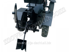 Set for landing of potatoes the motor-block (KR-37