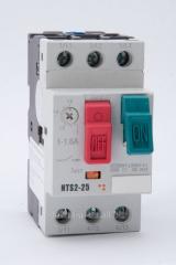Автомат защиты двигателя АВЗД 2000/3-1 9-14А