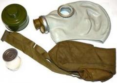 Civil Gas mask-5 of GP-5