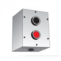 Пост кнопочний ПК-211/3 (3 пост.) IP-40 накл. мет.