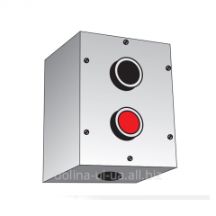 Пост кнопочний ПК-212/2 (2 пост.) IP-40