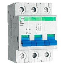 Силовой выключатель ВС (под заказ) 2Р 40А