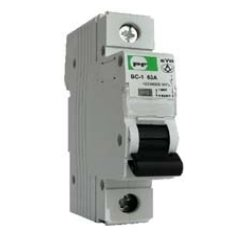 AF power circuit-breaker 1P 100A