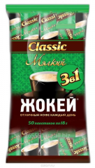 The Jockey of Classic coffee in bags