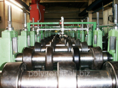 The automatic transfer line of production of