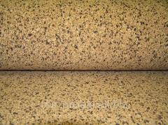 Pith wall-paper 1m*65m*1,2mm (4 colors) Eco Amorim