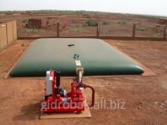 Емкость для питьевой воды 15000 л