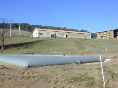 Резервуар для хранения КАС 150м3