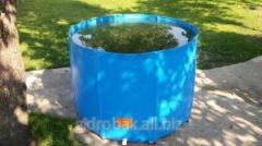 Garden capacity Gidrobak is 1500 l