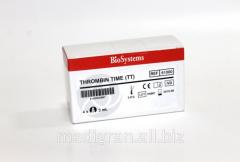 Реагент Biosystems Тромбиновое время (ТВ)