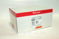 Реагент Biosystems 17-гидроксикортикостероиды хроматография – спектрофотометрия