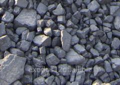Coal G 13-100 ash content of 23%