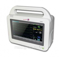 Monitor of the patient of Infinium Medical OMNI.