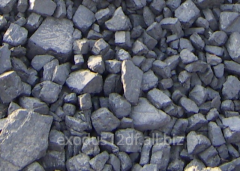 Coal G 13-100 combustion heat of 5700 Kcal