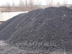 Coal of Gr 0-200 moisture of 8%
