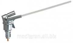 Holder pallets/lighter of a throat of Heine