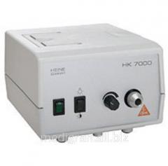 Fibroooptichesky light source of Heine HK 7000