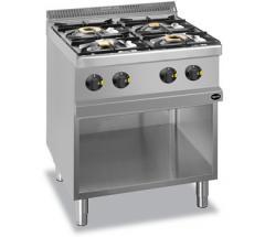 Gas stove 4 kanforochny Apach APRG-77P