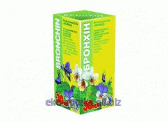 Aqueous-alcoholic Bronkhin's extract of 30 ml