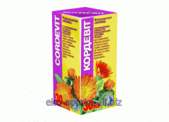 Extract of medicinal herbs of Kordevit of 30 ml