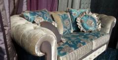 Элитные ткани Италии CTS, ткань для обивки мебели,