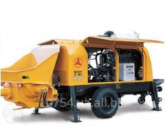 Sany NW concrete pump 6013C-5D