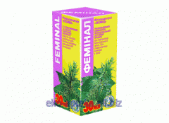 Phytoconcentrate Feminal of 30 ml