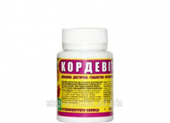 Additive dietary to a food allowance of Kordevit