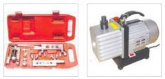 Инструменты и материалы для обслуживания и