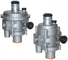 Regulator of pressure of gas FRG/2MBZ, FRG/2MBCZ,