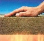 Material heat-insulating Rockwool