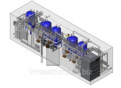 Innovation: to freeze desalination Hub