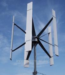 Инновация: Ветровая теплоэлектростанция