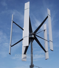 Innovation: Wind power station