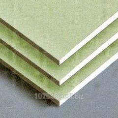Gypsum cardboard Moisture resistan