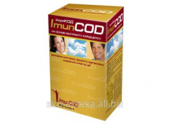 Biological product Imunkod of 60 capsules x 300 mg