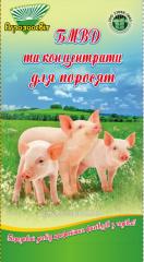 Prestarter for pigs