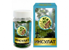 Phytocomplex from medicinal herbs Insulat of 60