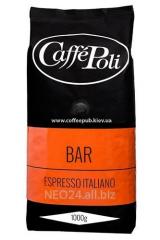 Caffe Poli Bar coffee