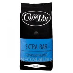 Caffe Poli Extrabar coffee