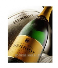 HENRIOT MILLESIME BRUT 1996 champagne (in box)