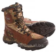 Boots the hunting warmed Irish Setter Ridgehawk