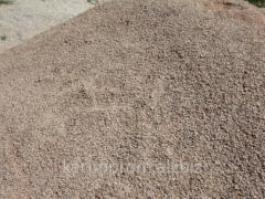 Granulated blast-furnace slag